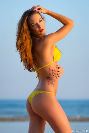 Model Wendy Lee