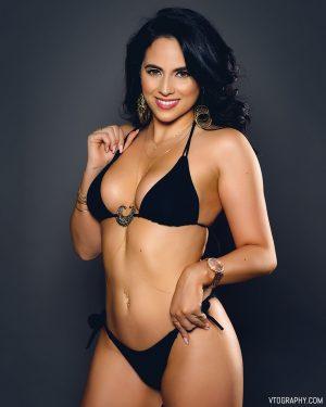 Femme Fatale Model Carla