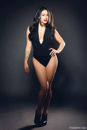 Femme Fatale Model Elizabeth