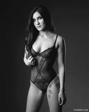 Femme Fatale Model Alesha
