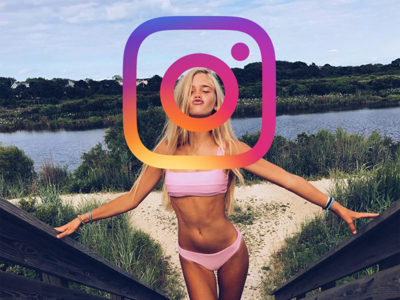 10 new models on Instagram you should be following